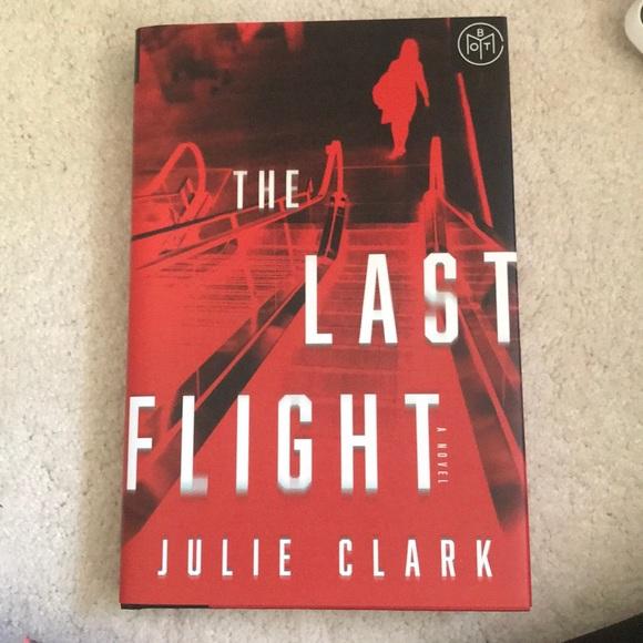 3/$12 The Last Flight book
